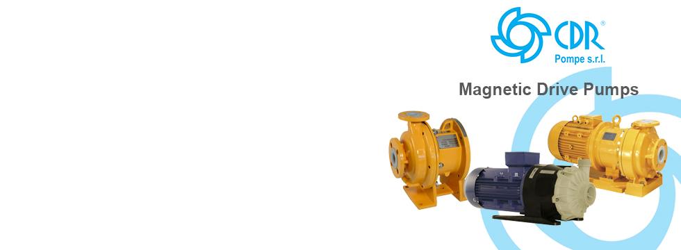 MTP CDR Pumps